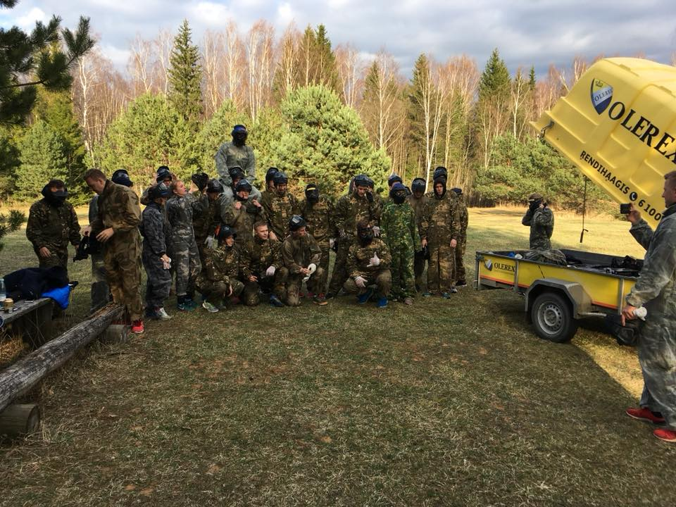 Woods Paintball, paintball, airsoft